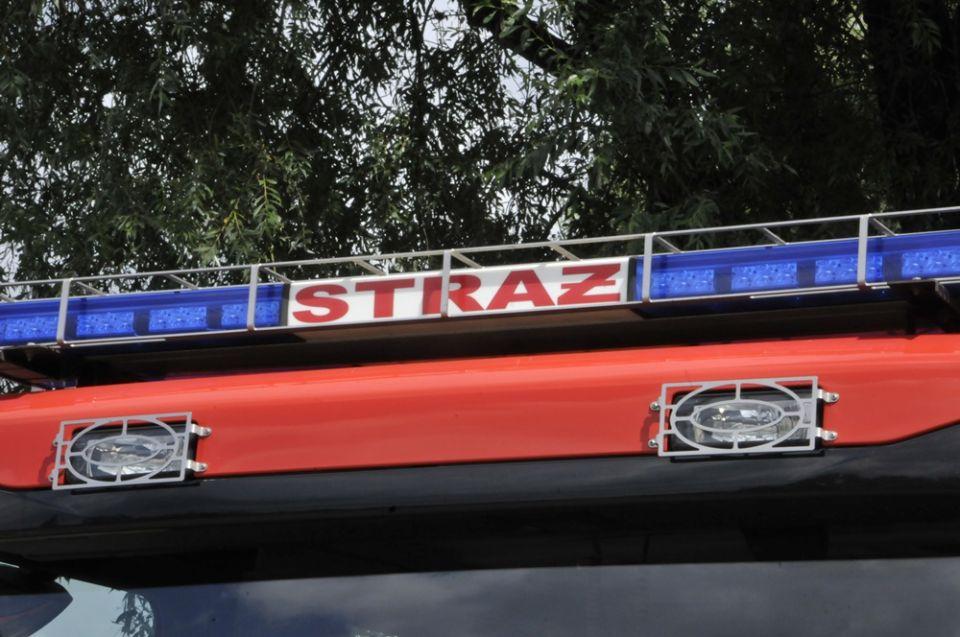 Pożary w Czerwionce-Leszczynach - to prawdopodobnie podpalenia! Kilkadziesiąt osób ewakuowano - galeria