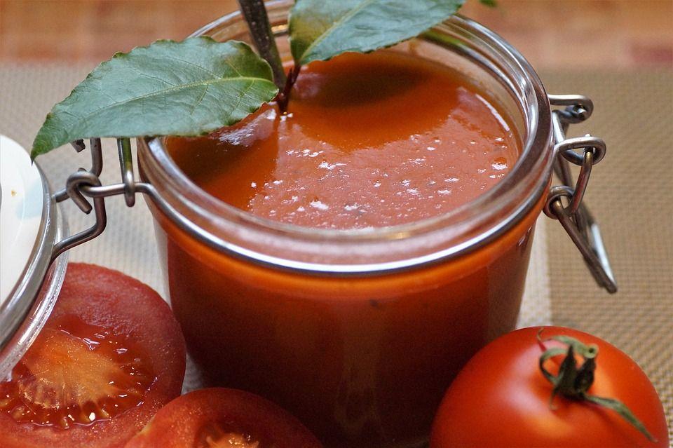 Szybka zupa krem z pieczonych pomidorów - galeria