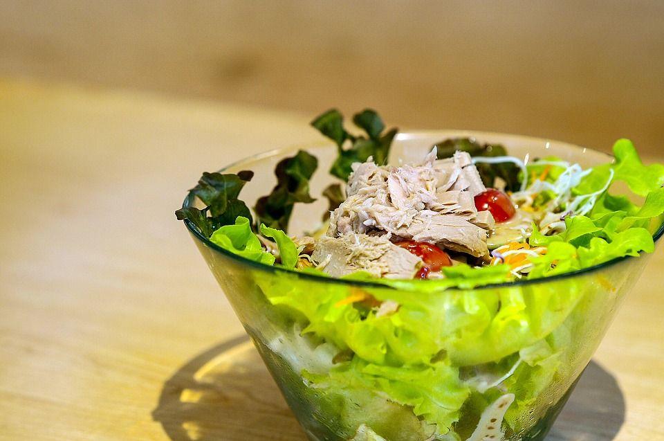Tunacado salad – sałatka z tuńczykiem i awokado - galeria