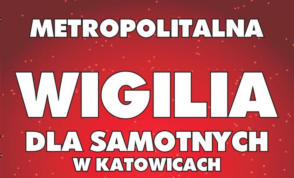 Metropolitalna Wigilia dla Samotnych w Katowicach - galeria