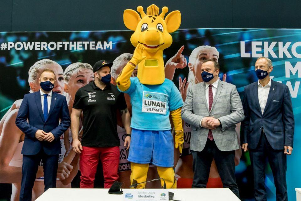 Dokładnie 100 dni pozostało do World Athletics Relays Silesia 2021 - lekkoatletycznych mistrzostw świata sztafet - galeria