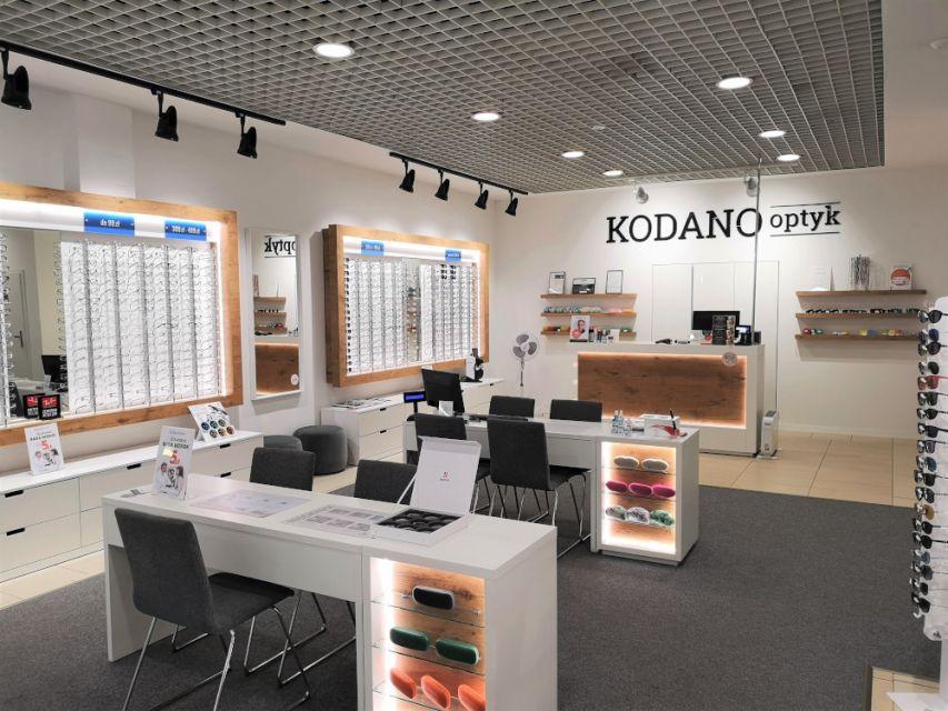 Wszystkie okulary korekcyjne (oprawki + soczewki okularowe) 50% taniej w KODANO Optyk! - galeria