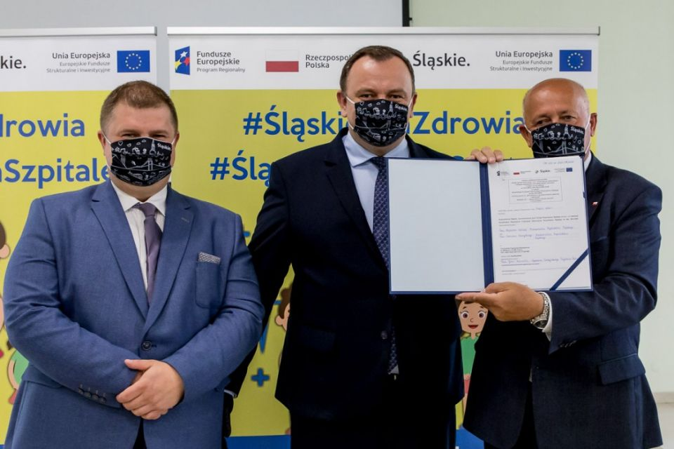 Kolejne 46 mln zł trafi do szpitali w województwie śląskim w ramach walki z koronawirusem - galeria