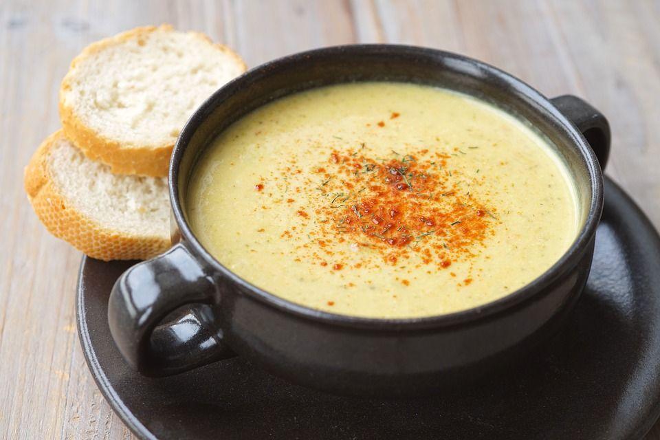 Zupa krem z białych szparagów - galeria