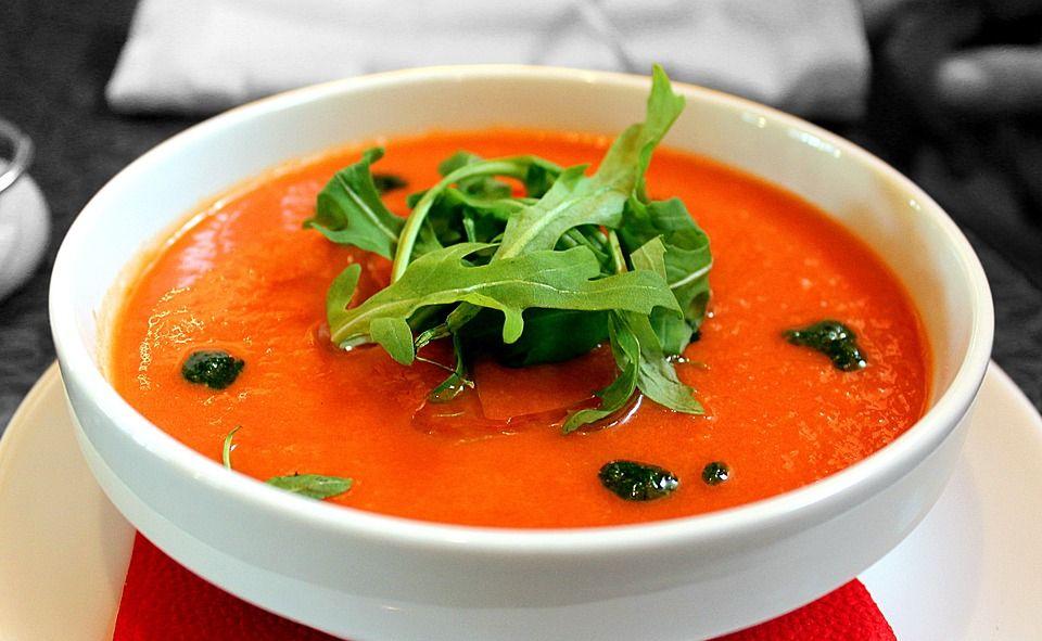 Zupa krem z marchewki - galeria