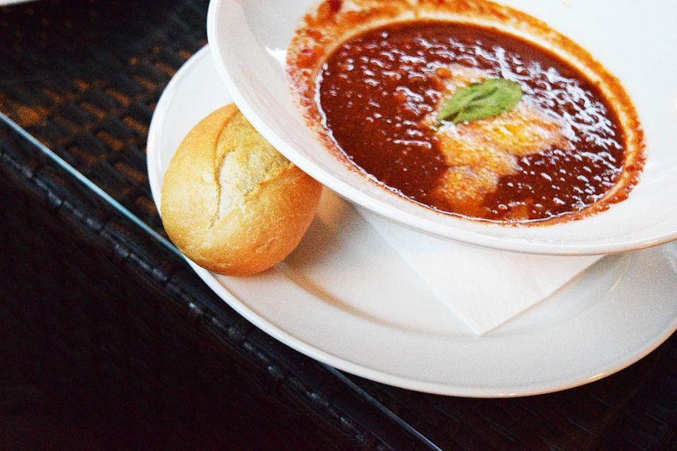 Zupa pomidorowa z chili - galeria